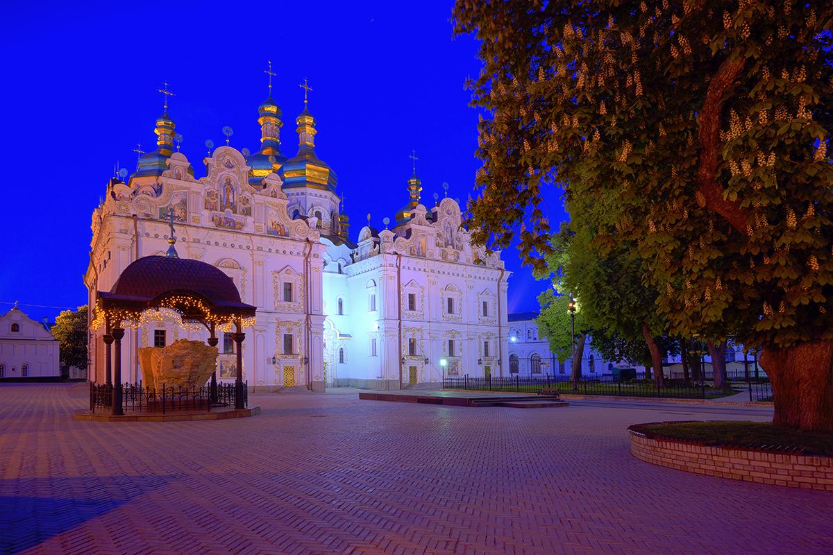 схема вечірньої православна